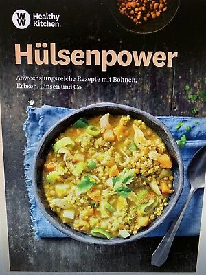 "Weight Watchers WW 2019 Buch ""Hülsenpower"""