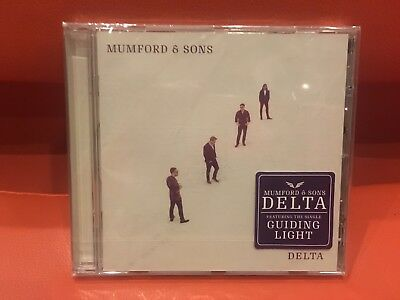 Brand New Mumford & Sons New Cd Delta Still Factory Sealed Freepost