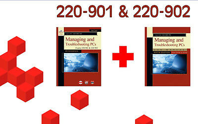 CompTIA A+ Guide to Managing and Troubleshooting PCs,5th Edition+LAB MANUAL-PDF