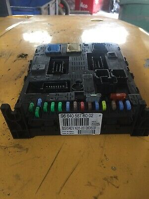 citroen c4 fuse box repair wiring diagram C6 Corvette Fuse Box citroen c4 fuse box repair