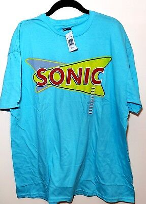 0a67b54bb08 SONIC DRIVE IN restaurant graphic tshirt new -  17.95
