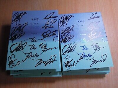 WJSN - WJ STAY (6th Mini Promo) with Autographed (Signed)