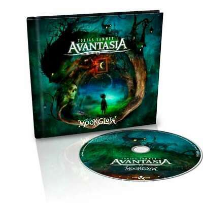 AVANTASIA Moonglow SPECIAL EDITION Limited Digibook CD NEU Album 2019