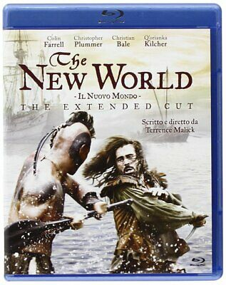 New World (The) - Il Nuovo Mondo (The Extended Cut) - New World [Blu-Ray] Import