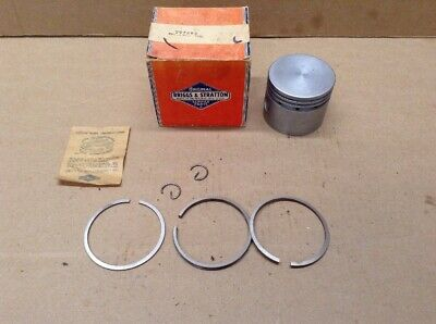 R8826 B/&S PISTON ASSEMBLY .020  REPLACES B/&S 391288-10,12.5HP