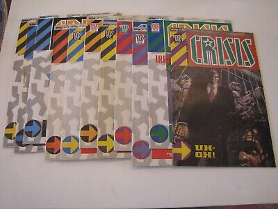 Crisis 2000Ad Presents  11 Issues
