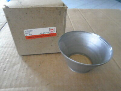 1 Ea Nos Allison Turbine Engine Exhaust C Inner-Aft Cone   P/n: 23008037