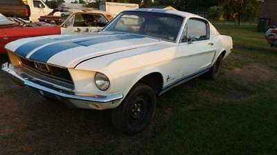1968 Ford Mustang  1968 mustang fastback with Arkansas title *** BUY IT NOW***