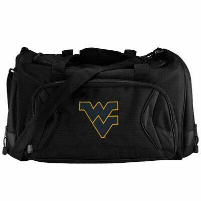 West Virginia Mountaineers Duffel Travel Bag Sports Duffel Bag Flyby Style  LARGE 689c71d7dfffc