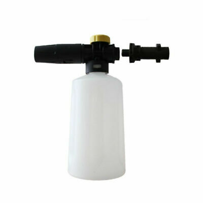 Snow Foam Lance Cannon For Karcher K Series Pressure Washer 750mL Bottle Gun NEW