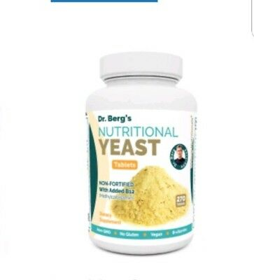 Dr Berg Nutritional Yeast Tablets