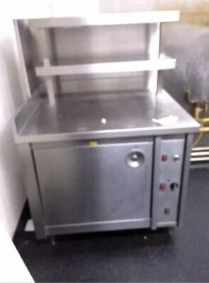 PROMART Cabinet Hot Cupboard / Commercial Hot Cupboard / Cabinet Gantry Lights