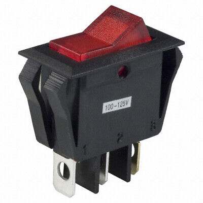 Lighted replacement ON/OFF power switch for Delta Tools part number 1320151