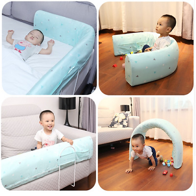 Baby Bed Fence Children Protective Multi-function guardrail Kid Rails Safety.