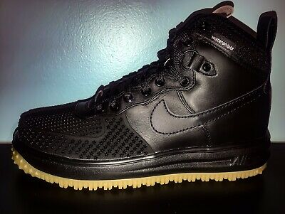 reputable site cbb8d 7ee07 Nike Lunar Air Force 1 Duckboot Black Size 9.5 Men s NEW w  box 805899 003