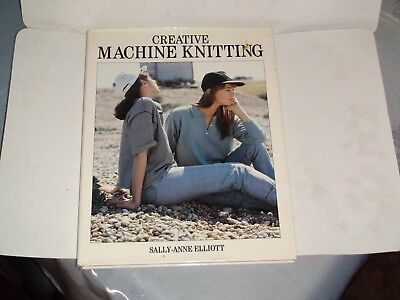 Knitting Machine Magazine/ Book: Creative Machine Knitting