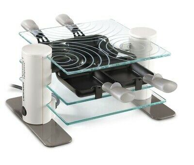 Raclette Grill Clear (4-Person)