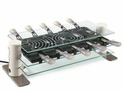 Raclette Grill Clear (10-Person)