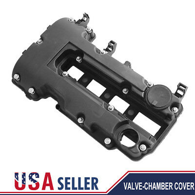 Camshaft Engine Valve Cover w/ Bolts &Seal For Chevy Cruze Sonic Trax Buick 1.4L