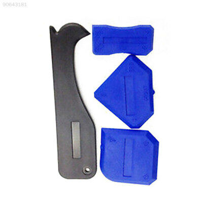 56D2 Hot Sale 4pcs/Set Plastic Scraper Recommended Kit For Home Tools Wholesale