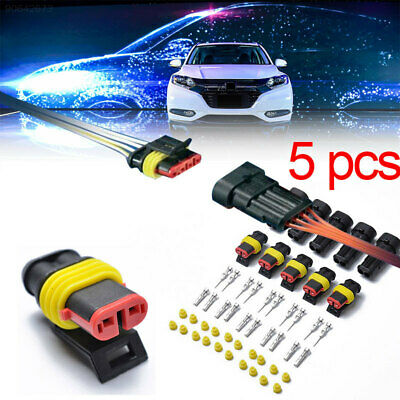 27AE 2 Pin Truck Connector Car Connector Automotive Connector Electric Wire Car