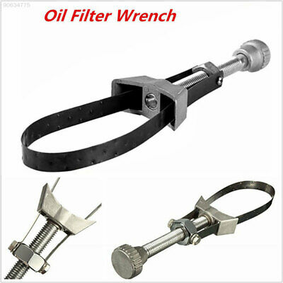 EB77 1pc Wrench Oil Filter Wrench Filter  Spanner Automobile Removal Tool Strap