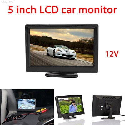9884 with Stand Rear View Monitor Car Rearview Monitor Backup Reverse