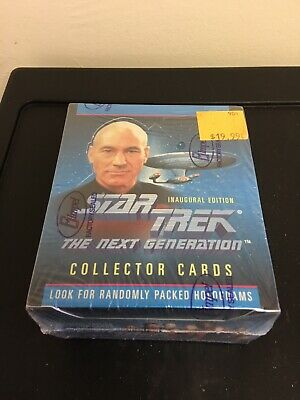 Star Trek The Next Generation Collector Cards