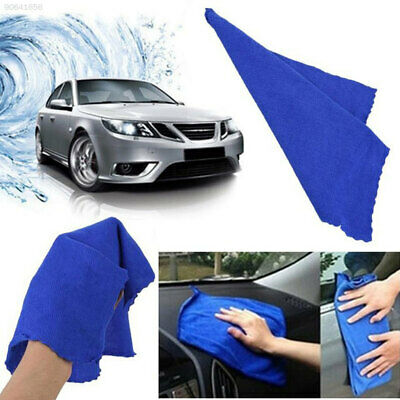 EA1D 5PCS Cleaning Towels Car Wash Cloth Duster Cloth Carcare Carcleaning Cloth