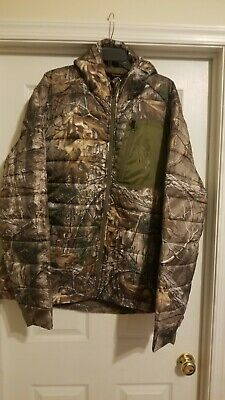 244ec482593c0 Browning Hell's Canyon Tommy Boy Jacket XXXL 3XL REALTREE RETAIL $199!