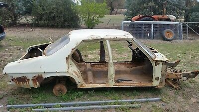Hq Holden Sedan Shell nosecone guards bonnet chassis hj hx hz