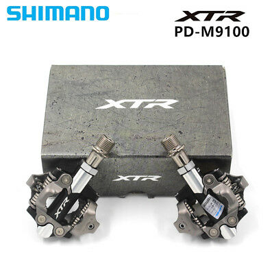 Shimano XTR XC PD M9100 Clipless Pedals SPD MTB  Self-locking Pedal With SH51