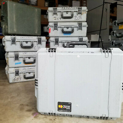 Pelican iM2700 Military Surplus Transport Shipping Storage Cases (multiple!)