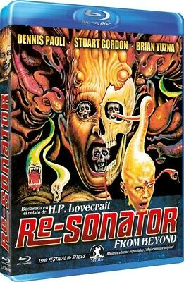 Re-sonator (Blu-Ray) (From Beyond)
