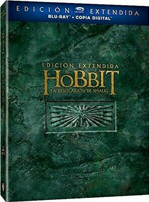 El Hobbit: La Desolacion De Smaug (Ed. Extendida) (Blu-Ray + Copia Digital) (The