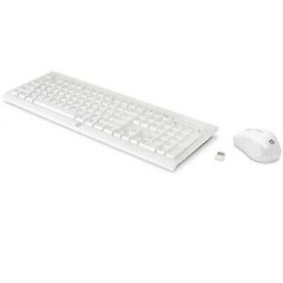 Wireless Keyboard and Optical Mouse USB Host Interface Sleek and Modern HP C2710