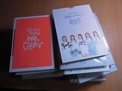 CLC promo autographed + unsiged old album