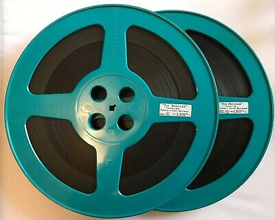 "Rare Vintage 16mm Cine Film Movie, Clint Eastwood ""The Beguiled"" 1971 Reels 2&3"