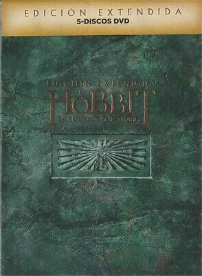 El Hobbit : La Desolacion De Smaug (Ed. Extendida)(The Hobbit: The Desolation Of
