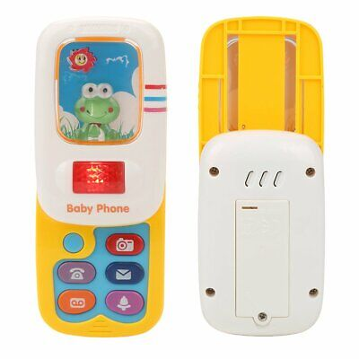 Kids Simulator Music Phone Touch Screen Kid Educational Learning Toy Gift