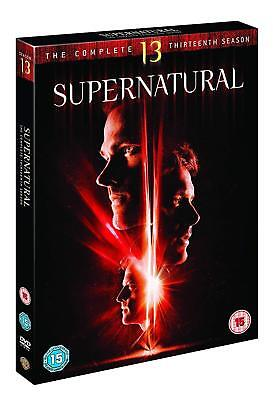 Supernatural: Season 13 [2018] Region 2 Free Fast Delivery
