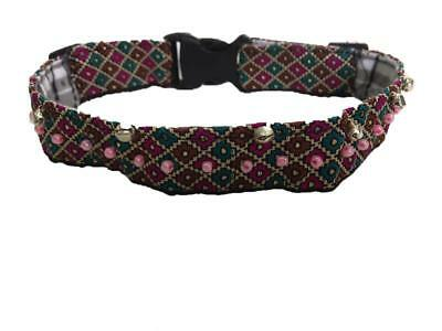 Hand Made Decorative Only Dog Collar Awafa - Nowzad Charity