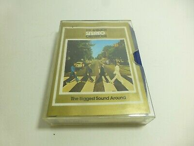 The Beatles Abbey Road 8 Track Stereo Cartridge t14