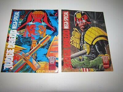 Judge Dredd Mega Special 2 Issues