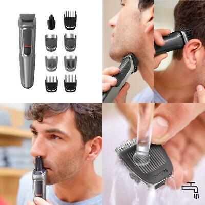 Philips 3000 Mens Hair Clipper Cordless Rechargeable Electric Trimmer Shaver Kit