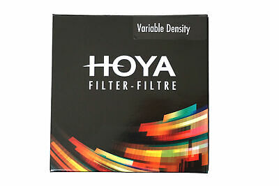 Genuine Hoya Variable Density Filter 3-400 neutral ND 72mm