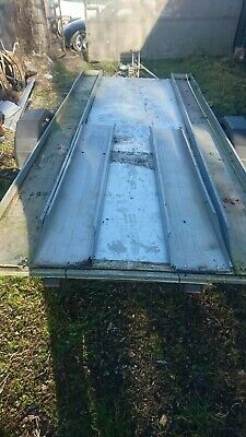 Car transport trailer 3.9m Bed