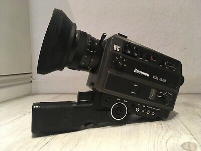 Rare Beaulieu  Pro cine Super 8 Camera