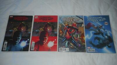 Amazing Spider-Man (Vol 4) # 797 Set Of Four Individual Variant Covers