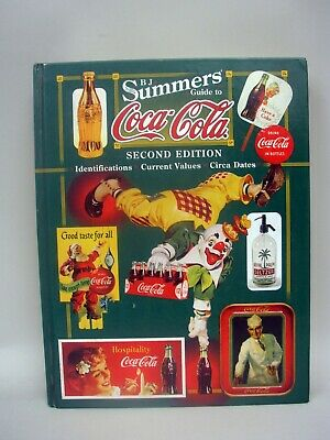Book: Guide To Coca Cola by B.J. Thomas 1999